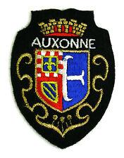 ECUSSON VILLE - REGION BLASON BRODE EMBROIDERED PATCH MERESSE AUXONNE