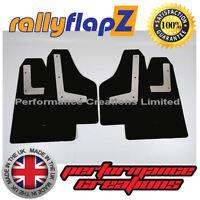Custom Mudflaps SUBARU IMPREZA Sedan (2010-2014) rallyflapZ 4mm PVC Black