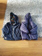 2 Boys Coats 12-18 Months Next