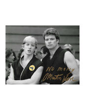 """10x8"""" Karate Kid Print Signed by Martin Kove 100% Authentic + COA"""