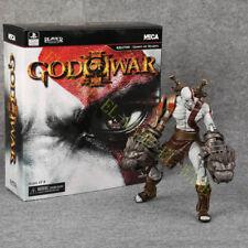 "NECA Original God of War 3 Ultimate Kratos 7"" In Box Action Figurine Amovible"
