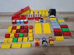 LEGO DUPLO Parts Vintage & Modern Bricks Figures Job Lot