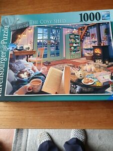 1000 Piece Ravensberger Jigsaw - The Cosy Shed