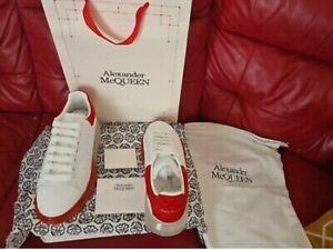 mens trainers shoes size 9 uk alexander mcqueen