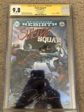 SUICIDE SQUAD 7 FOIL VARIANT JIM LEE SIGNED! CGC 9.8 SS TORPEDO COMICS EXCLUSIVE