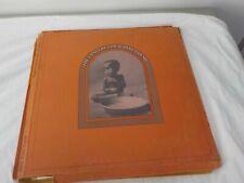 George Harrison The Concert For Bangladesh 3 LP Box Set 1971 Apple Vinyl Record