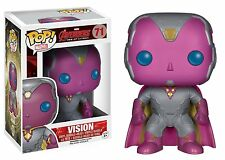 Funko POP! Marvel: Avengers 2 Age of Ultron: VISION Vinyl Action Figure 4782