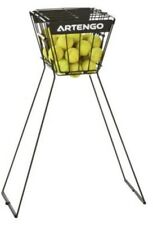 Artengo Tennis Ball Basket Collector Easy Pick Up With Babolat Practice Balls