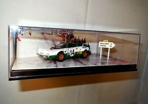 1:43 VITESSE Modellauto '75 LANCIA (Ferrari) STRATOS Rallye Monte Carlo 1:43 BOX