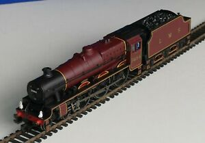 Bachmann 31-157 LMS Jubilee 4-6-0 No 5684, LMS Crimson Livery, Excellent, Boxed