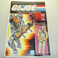 *RECARDED* 1988 GI Joe Storm Shadow v2 Complete Sealed *CUSTOM File Card Back*