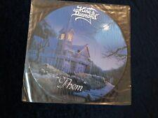 Rare King Diamond Them 1988 RR9550 picture disc LP