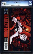 Harley Quinn 13 CGC 9.8 WP Variant Edition Modern Age DC Comic (2014) IGKC L@@K