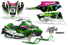 AMR Racing Sled Wrap Arctic Cat Firecat Sabercat Z1 Snowmobile Graphic 03-06 FRZ