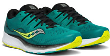 Saucony Ride ISO 2 Size US 9 M (D) EU 42.5 Men's Running Shoes Teal S20514-37