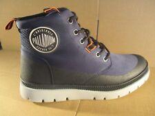 Palladium Pallasider Coated Boots Indigo/Black CTD MI M- Mens Size 10