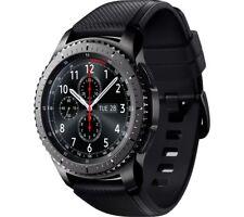 Genuine Samsung Gear S3 Frontier SmartWatch Bluetooth NFC Watch SM-R760 Black