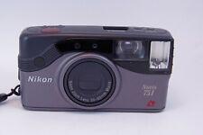 Nikon Nuvis 75i Point and Shoot Film Camera
