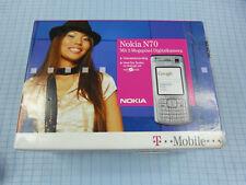 Original Nokia N70 Silber! Ohne Simlock! TOP ZUSTAND! OVP! Imei gleich! RAR!
