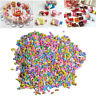 50g DIY Polymer Clay Fake Candy Sweet Sugar Sprinkles Decoration for Phone RBT