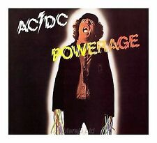 Ac/dc Powerage CD Album Digipack 2003 Epic Enhanced With Booklet