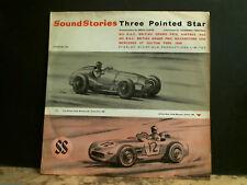 SOUND STORIES  Three Pointed Star  LP  Grand Prix   Tony Brooks Stirling Moss