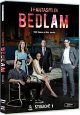 I Fantasmi di Bedlam STAGIONE 1 Doppio DVD Nuovo Sigillato