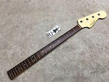 80's Fernandes Limited Edition Japan Jazz Bass Guitar Neck Cream White