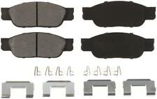 Disc Brake Pad Set-CQ Disc Brake Pad Front Bendix D805