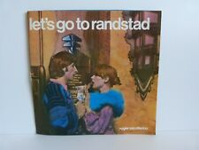 Rogier Van Otterloo – Vinyl Single – Let´s go to Ranstad