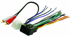 Wire Harness for Ford/Lincoln/Mercury Factory Amplified Systems Stereo Install