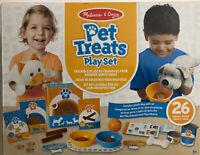 Melissa & Doug Pet Treats Play Set BRAND NEW