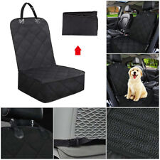 Pet Dog Seat Cover for Car Front Seat Protector Travel Mat NonSlip Waterproof