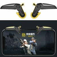 Gamepad Trigger Fire Button Aim Key for Android IOS  Phone Mobile Games PUBG New