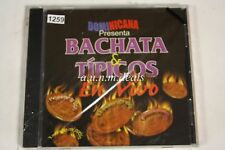 DomiNicana-  Bachata and Tipucos En Vivo Music CD