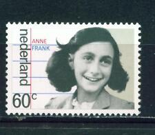 Netherland WW2 Anna Frank Nazi Camp Deportation in 1944 MNH