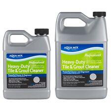 Aqua Mix Heavy-Duty Tile & Grout Cleaner - Gallon - # 010383