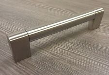 "5-3/4"" Sub Zero Style Stainless Steel Kitchen Cabinet Bar Pull Handle"