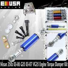 for 2003-2006 Nissan 350Z Engine Damper Kit  BLUE