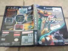 Metroid prime Nintendo GameCube good condition