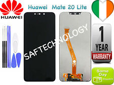Original For Huawei Mate 20 Lite LCD Touch Screen Digitizer Replacement Black