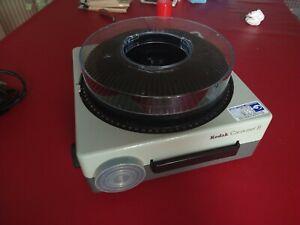 Kodak Carousel S Slide Projector spares and repair