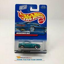 Mercedes SLK #120 * Green * 2000 Hot Wheels * HC6