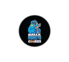 Balla Monster Cookies Cali Tin Labels Slaps Stickers