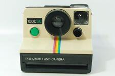 Polaroid 1000 se instant camera for sx-70 film tested! dlmntn ref.