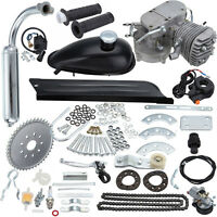80cc 2 Stroke Gas Powered Cycle Engine Motor Kit for Motorized  Bike Bicycle