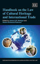 Good, Handbook on the Law of Cultural Heritage and International Trade (Research