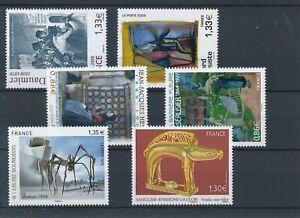 [331712] France art good lot very fine MNH stamps