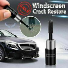 Automotive Glass Nano Repair Fluid Car Windshield Windscreen Chip Crack Tool New