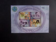Papua New Guinea 2010 Cent Girl Guides Guiding MS1389 MNH UM unmounted mint